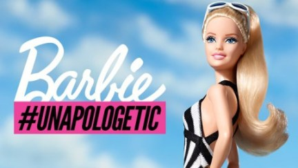 Barbie is #unapologetic.