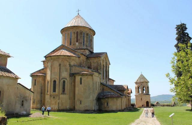 Church of the Virgin at Gelati monastic complex
